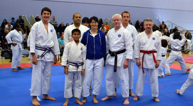 JKA England 2011, London & South East Championship