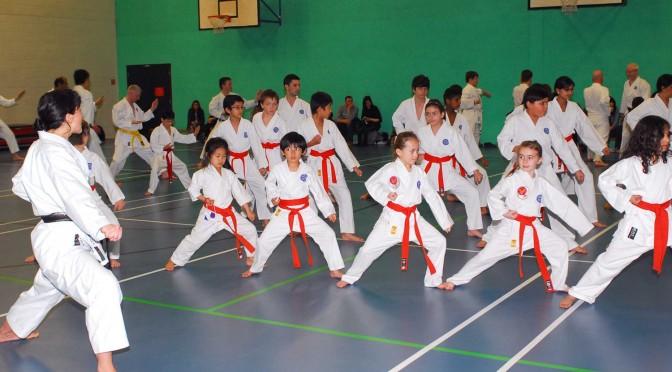 Club Training & Grading, March 2012