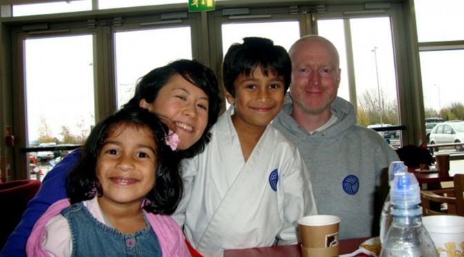 JKA England 2009 Kyu Grade Championship