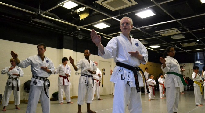Club Training & Grading, July 2012