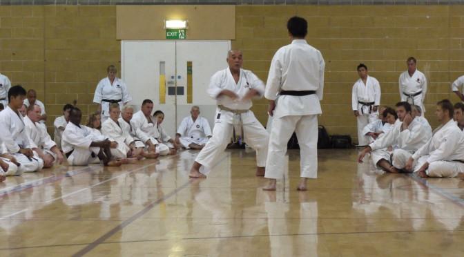 JKA England Summer 2010 Gasshuku