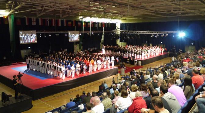 JKA 2011 European Championship, England