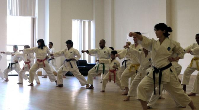 Club Training & Grading, August 2011