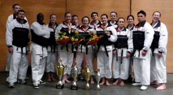 JKA 2010 European Championship, Germany