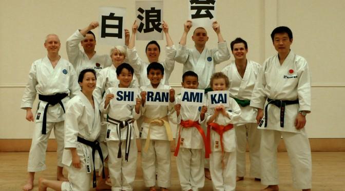 Club Training & Grading, April 2010