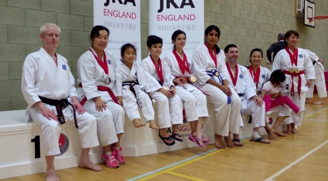 JKA England 10th Anniversary Championship, 2013