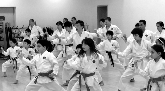 Club Training & Grading, March 2016