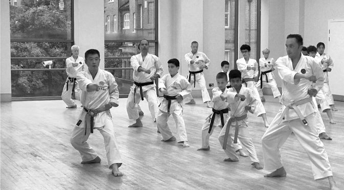 Club Training & Grading, June 2017