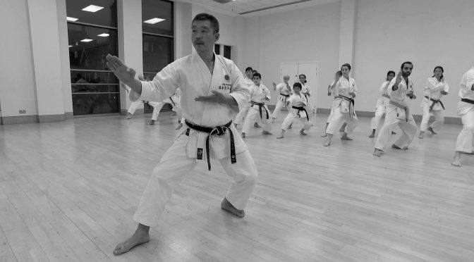 Club Training & Grading, September 2017