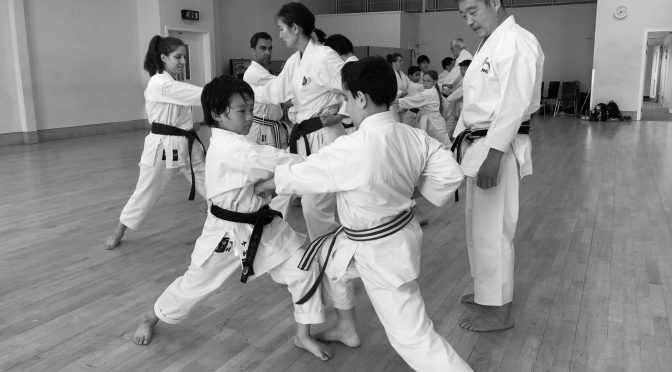 Club Training & Grading, June 2018
