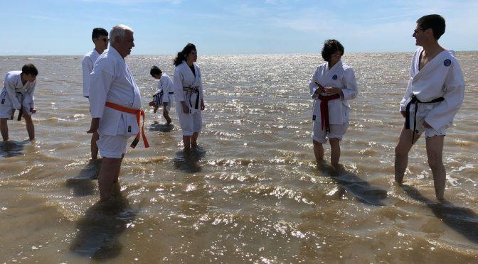 Shell-A-Nami-Kai Beach Training, Summer 2018