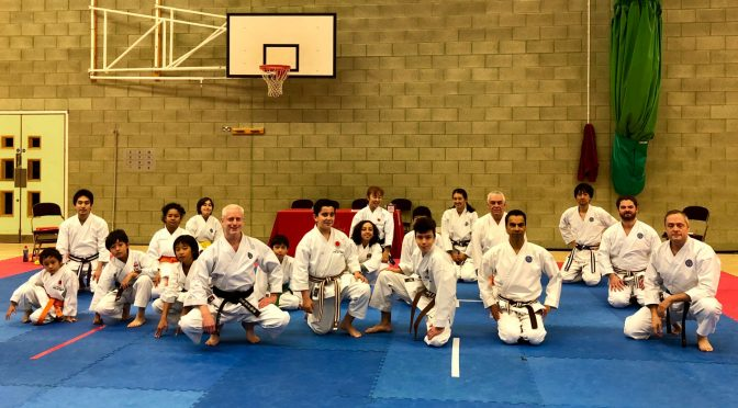 The Japan Karate Association in England, 2018 Shotokan Open Championship