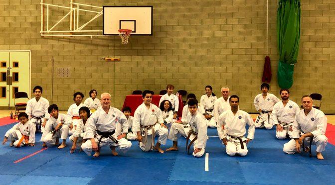 The Japan Karate Association in England, 2018 Shotokan Open Championship