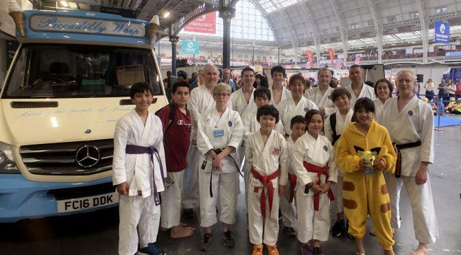 Karate at Hyper Japan 2019