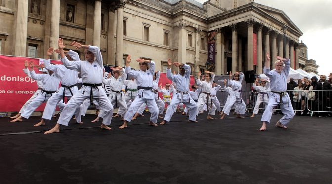 Japan Matsuri London 2019
