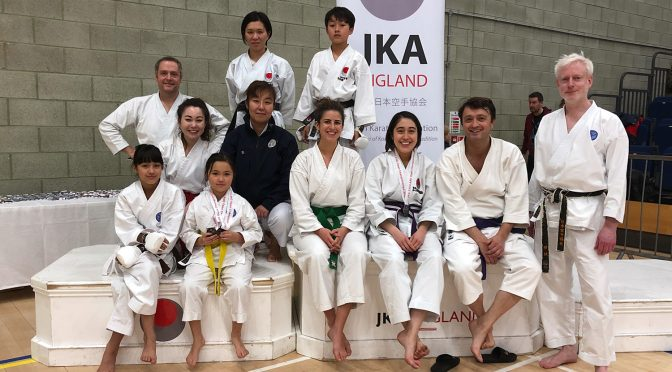 2019 Shotokan Open Championship