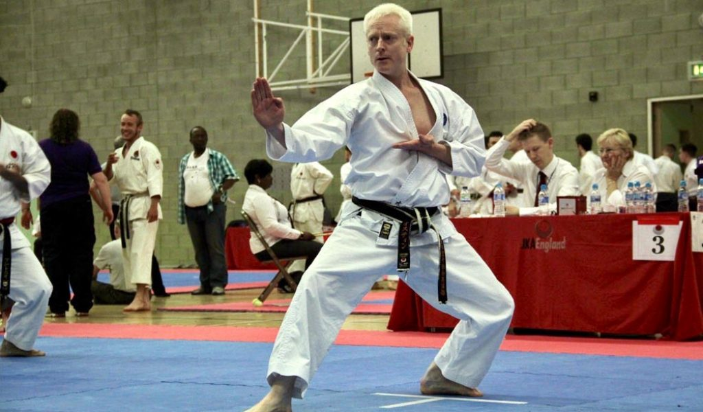 Shiranamikai JKA England 2017 National Karate Championship 11