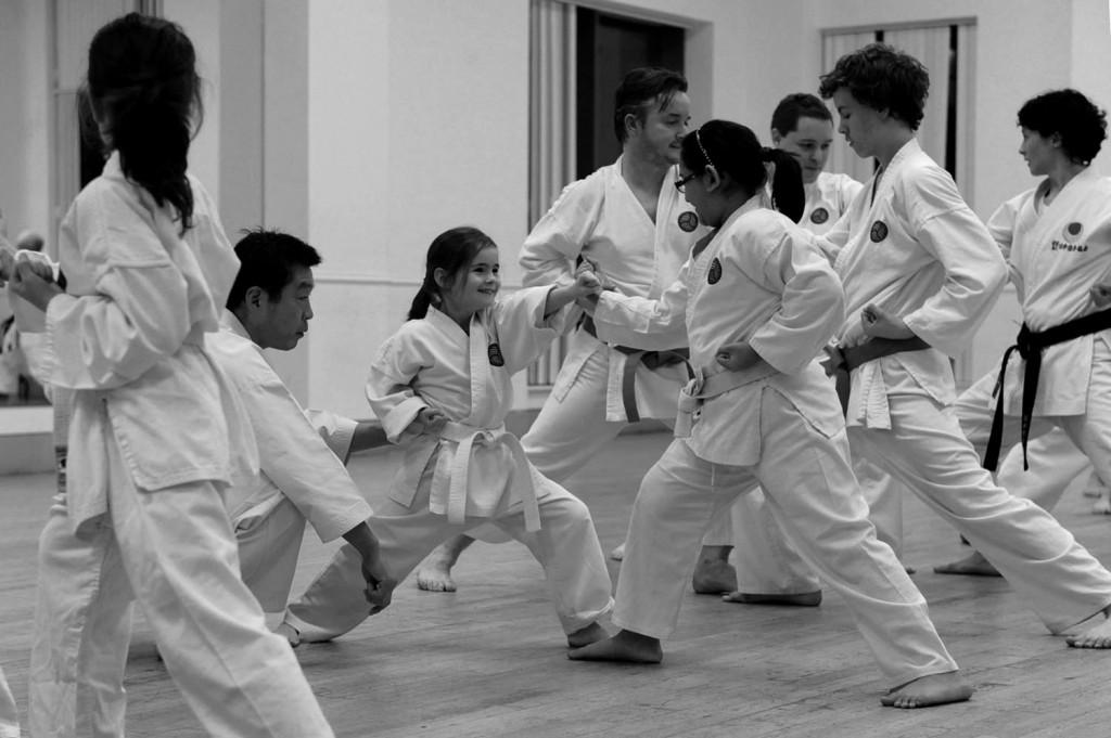 Starting Karate